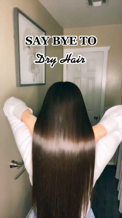 Tips dry Hair @mistica.aa