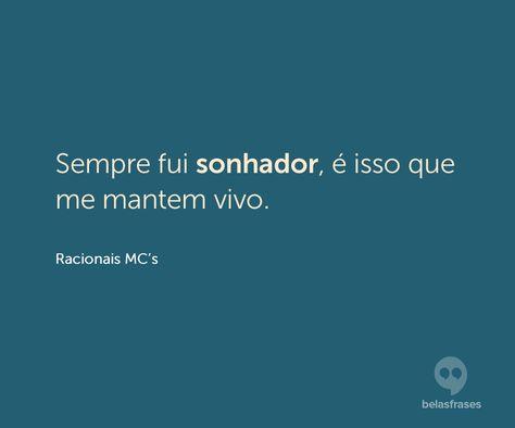 —Racionais MC's