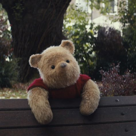 See even more of Pooh's wisdom when #ChristopherRobin comes to theatres this Friday!