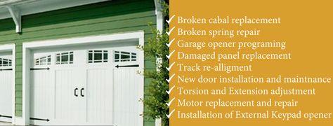 Chandler Garage Door Repair And Service Of Arizona Offers The High