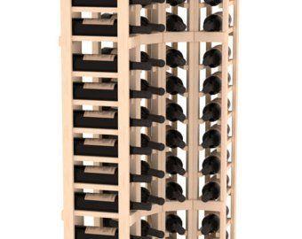 Fait A La Main En Bois 10 Colonne 180 Bouteille Standard Cave A Vin Kit En Redwood Premium 13 Combinaisons De Taches A Choisir Etageres A Bouteilles De Vin Cave A