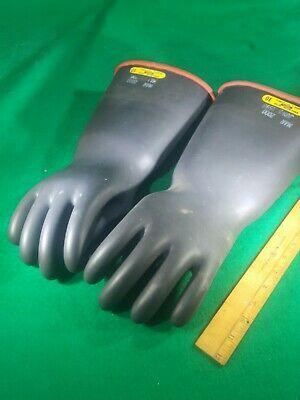 North Class 2 Type 1 High Voltage Hot Work Gloves Size 10 Tested On 7 11 19 Work Gloves High Voltage Personal Protective Equipment