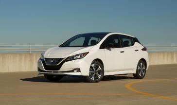 Nissan Announces U S Pricing For 2020 Leaf Offering Nissan Safety Shield 360 Standard And A New Ev Sound Htt Nissan Leaf Nissan Hybrid Car