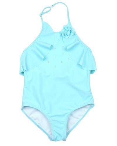 Sizes 4-10 Kate Mack Girls Underwater Magic Swim Cover-up