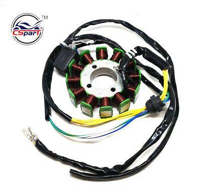 200 250cc Stator 12 Coil Magneto For Bashan Shineray Jinling Taotao Atv Quad Atv Quads Taotao Atv 250cc