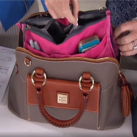 With our brand new EasySwap™ handbag organizer, you can swap bags instantly; with all your items organized in a compact user-friendly pouch! Never have to worry about forgetting/losing anything in your handbag again!