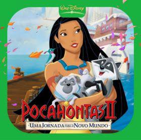 Pocahontas 2 Uma Jornada Para O Novo Mundo 720p Dublado