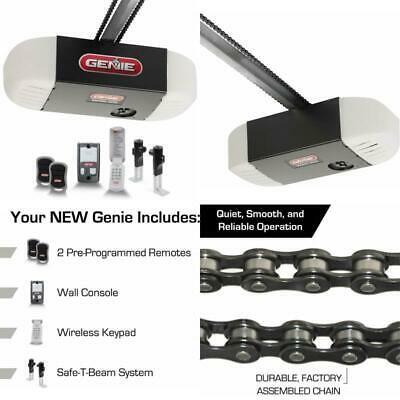 Advertisement Genie Chaindrive 550 Garage Door Opener Heavy
