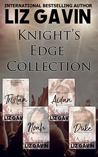 Knight S Edge Collection By Liz Gavin Https Www Amazon Com Dp B07cln5rzp Ref Cm Sw R Pi Dp U X Zbg8abarnnwv0 Goodreads Reading Lists Books Romance Books