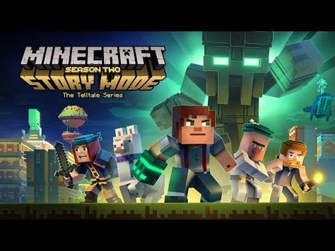 HÉROE EN CASA Minecraft Story Mode Season Episodio - Minecraft fnaf spielen