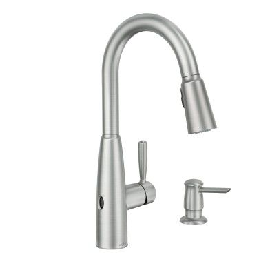 Sperry Motionsense Wave Spot Resist Stainless One Handle Pulldown