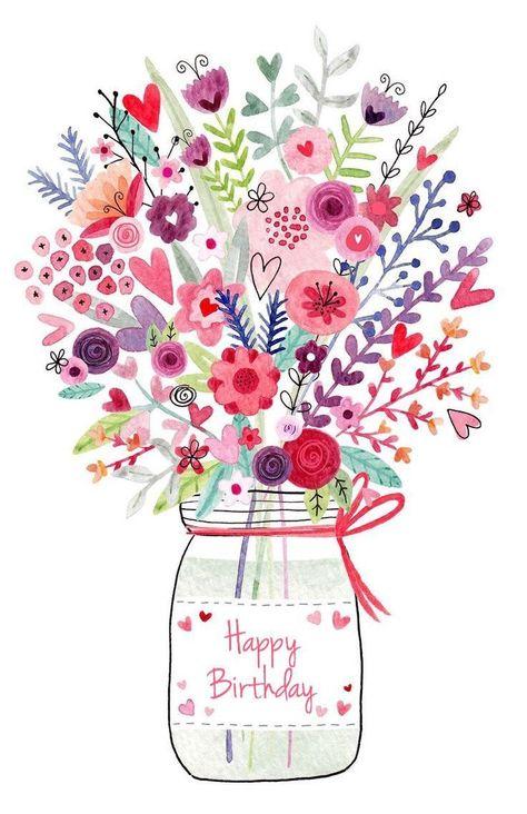 Whatsapp Verjaardag.Geburtstag Blumen Gedichtgeburtstag Blumen Fotosgeburtstag