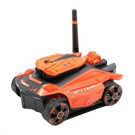 Remote Control App Control Gravity Sensor Tank Toy