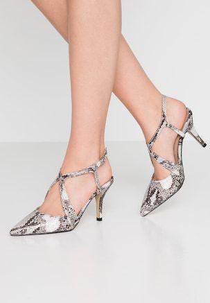 Dorothy Perkins Wide Fit Wide Fit Enigma Zapatos Altos Multicolor Zalando Es Zapatos Zapatos Altos Calzas