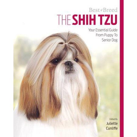 Books Shih Tzu Puppies Dogs