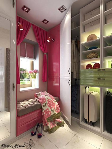 Perfect  Design Ideen f r den perfekten Kleiderschrank Dressing room and Room