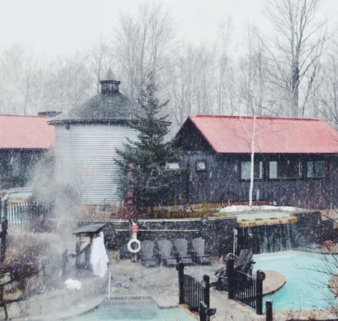 Spa Packages Scandinave Spa Blue Mountain Blue Mountain Scandinavian Baths Places To Go