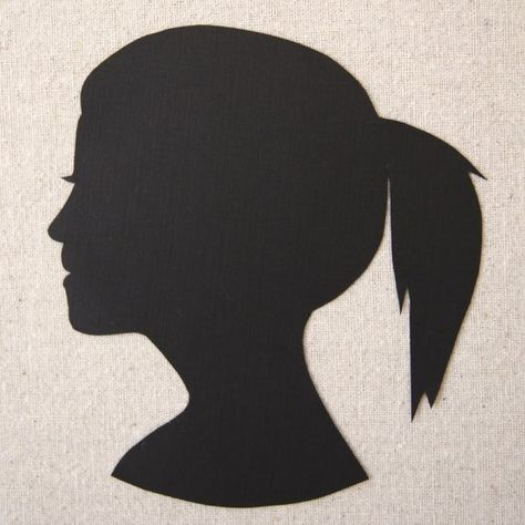 How to create your own silhouette portrait