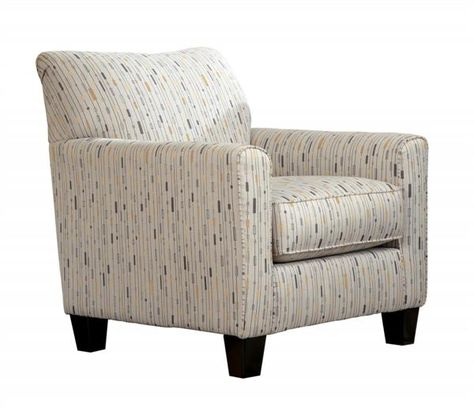 Hodan Contemporary Marble Fabric Wood Accent Chair Furniture