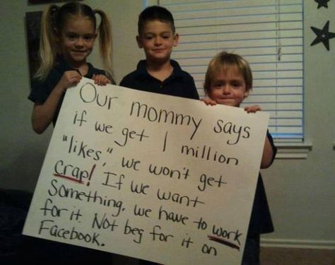 Parents who are teaching their children to use social media in a responsible manner.  I guarantee those parents will never be having to bail these children out of jail when they are older.  TRAIN UP A CHILD IN THE WAY THEY SHOULD GO, AND THEY WILL NOT DEPART FROM IT....
