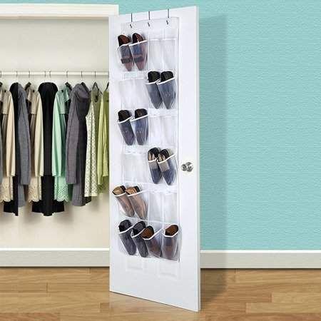 19 Fabulous Diy Ideas To Organize Shoes Hanging Shoe Rack Shoe