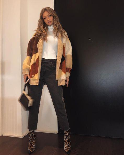 Consigue la versión 'made in' Amancio del 'look' más guay de Gigi Hadid- CosmopolitanES