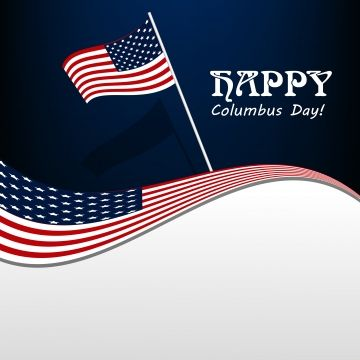 Columbus Day Graphic Design Background Templates Holiday History Free Graphic Design
