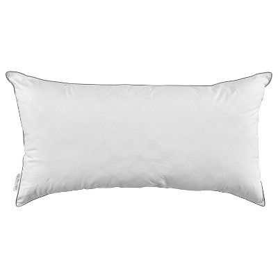 Standard Ultimate Bed Pillow With Cover Allerease Bed Pillows Pillows Cover