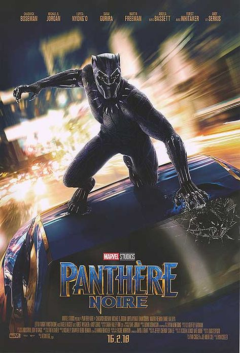 Black Panther (French)
