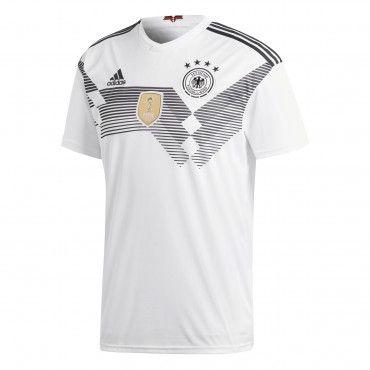 Adidas Dfb Wm Trikot 2018 Herren Deutschland Heimtrikot Br7843 Weiss Deutschland Trikot Fussballtrikot Trikot