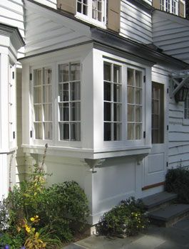 corner Bay Window | house love | Pinterest | Residential architect,  Architects and Window