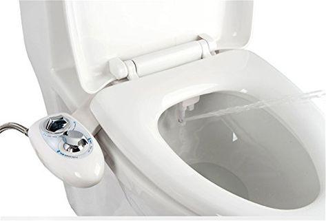 Ibama Toilet Seat Bidet With Dual Nozzle Self Cleaning N Https Smile Amazon Co Uk Dp B01lpetwvw Ref Cm Sw R Pi Water Toilet Bidet Toilet Attachment Bidet
