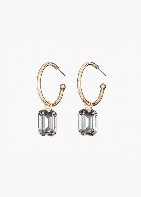 Jane Hoop Earrings