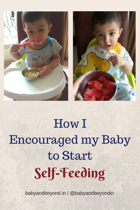 How To Get Baby To Eat From A Spoon