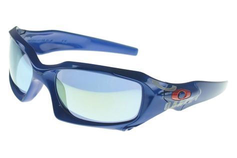 Oakley Monster Dog Sunglasses blue Frame blue Lens   ray ban pas ... b62f854e46b4