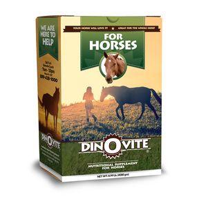 Dinovite For Horses 30 Day Supply Dog Nutrition Niacin