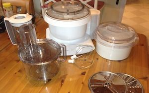 Bosch Universal Plus Mixer review: Real Food Kitchen ...