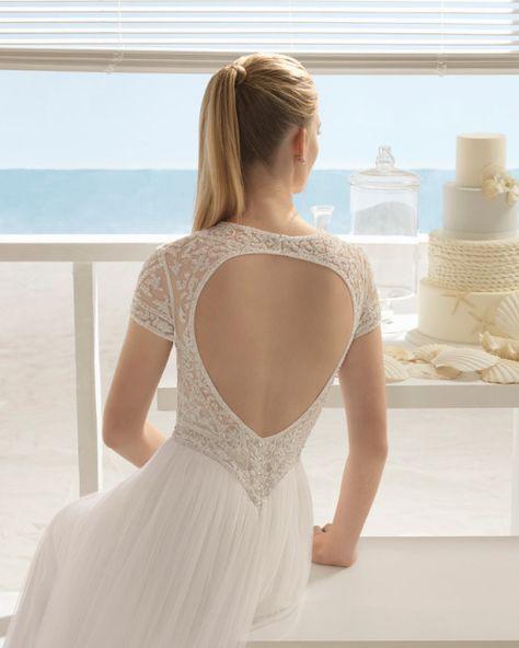 katiemarieweddings: Aire Barcelona Beach Wedding F/W 2018 #wedding #weddings #fashion #style