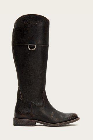 b5a59d2c738 Jayden D Ring Wide Calf | WOMEN'S ❁ KNEE-HIGH BOOTS | Pinterest ...