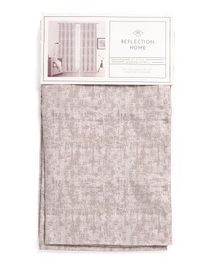 38x84 Set Of 2 Metallic Willa Curtains End Dated Glam T J Maxx