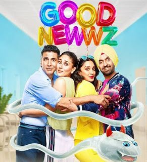 Good Newwz Dialogues & Movie Poster | Akshay, Kareena, Diljit, Kiara