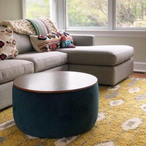 Upholstered Base Storage Ottoman Large With Images Storage