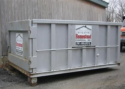 7ydlargebackcorner Jpg Dumpster Rental Roll Off Dumpster Homesteading