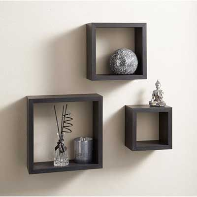 Wall Shelf Models And Examples 30 Great Examples Floating Cube Shelves Cube Shelves Floating Shelves