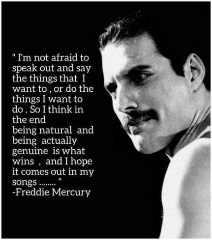 25 Ideas Quotes Queen Band Freddie Mercury For 2019 #quotes