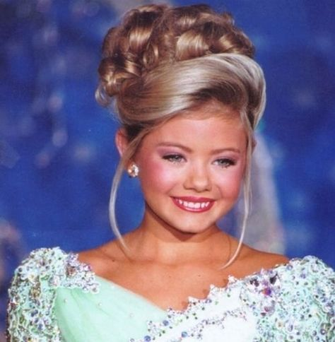 They Grow Up Fast Beauty Pageant Hairstyles for Little Girls | Headquarters for Hair #prom hairstyles
