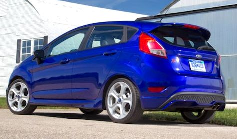 Ford Fiesta Rs 2017 >> Pin On Car Review And Release