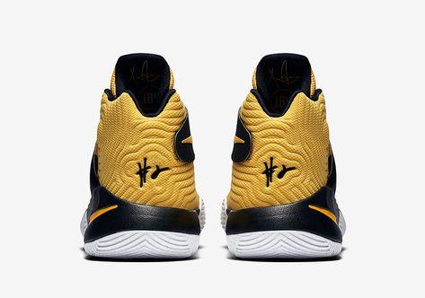 482925a04596 Nike Kyrie 2 Australia Tour Yellow 819583-701