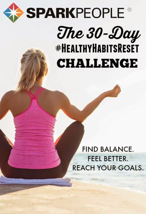 Tips Palace: 30 Days to a More Balanced You