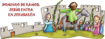 Domingo de ramos. Dibujos de Fano - Buscar con Google | Domingo de ...